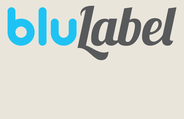BluLabel Logo by Kyle McGuire